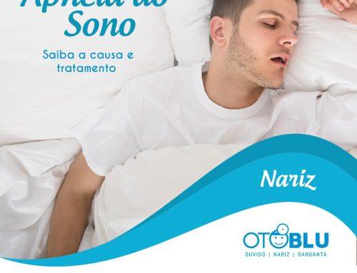 Saiba as Causas da Apneia do Sono