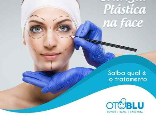 Cirurgia Plástica na Face