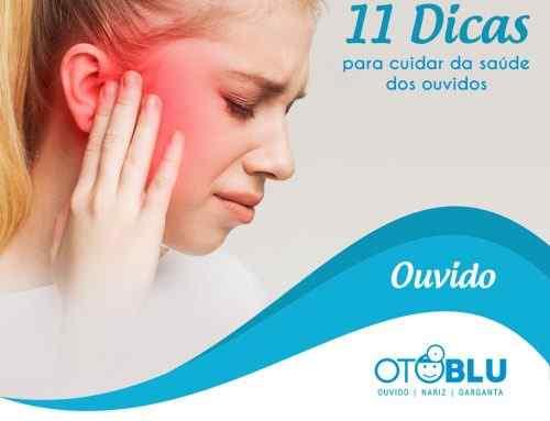 11 Dicas para Cuidar da Saúde do seu Ouvido